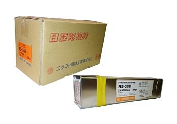 ニッコー溶材 ステンレス用溶接棒NS-308