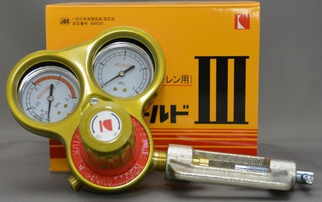 【当日出荷】小池酸素 アセチレン用調整器