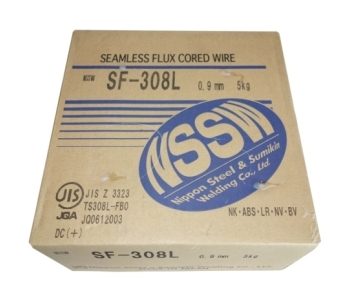 日鉄溶接工業 ステンレス溶接ワイヤー SF-308L