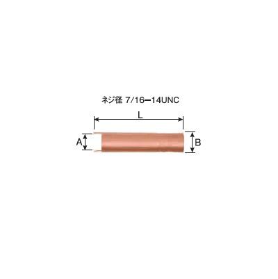 パナソニック CO2溶接ノズル