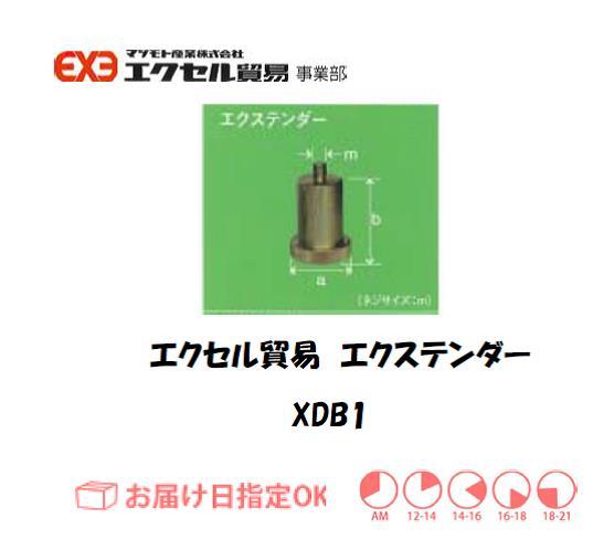 エクセル クランプ XDB1