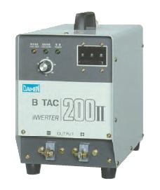 アーク溶接機 直流 B TAC 200II 【ダイヘン】【送料無料】【代引不可】