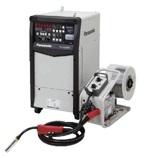 半自動溶接機 フルデジタル YD-500VR1 【パナソニック】【送料無料】【代引不可】