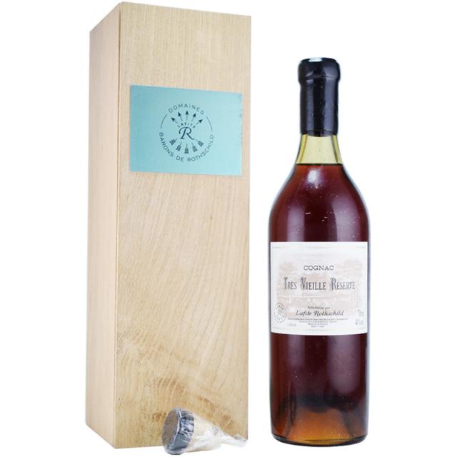 【かつてロスチャイルド家がゲストとファミリーのためだけにリリースしていた門外不出の超古酒コニャック!】トレ・ヴィユー・レゼルヴ・ド・ラフィット・ロートシルト 40% 700ml