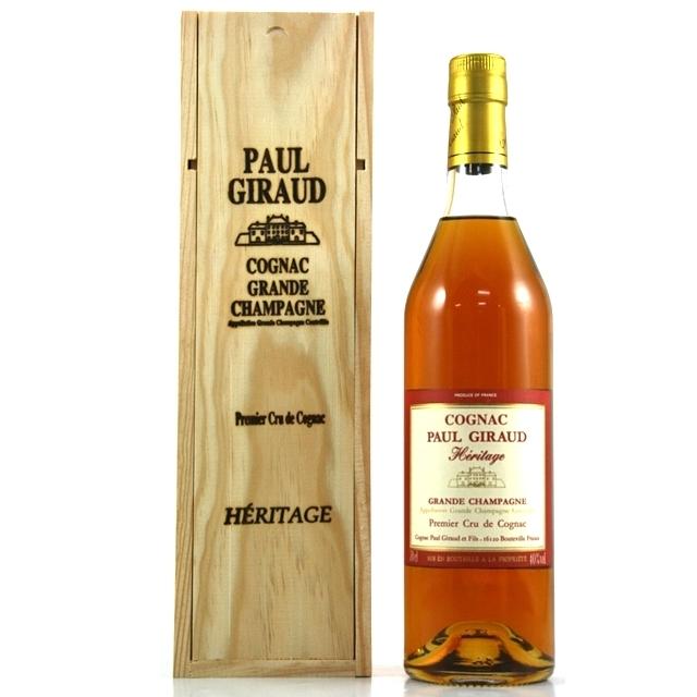 【強いランシオの香り(貴熟香)】ポールジロー ヘリテージ 40% 700ml
