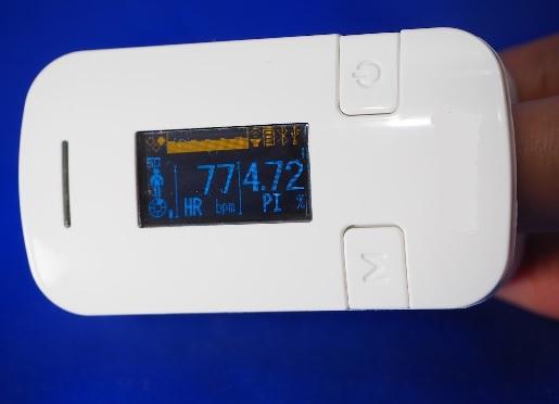 HRV2018 自律神経バランス・ポータブル測定器