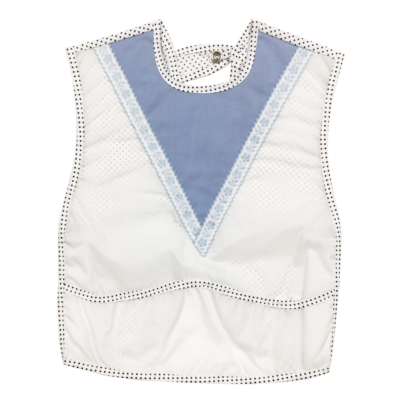 【送料無料】ベビー食事用エプロン ポケット付き 日本製 子供 1-2歳/YU6000