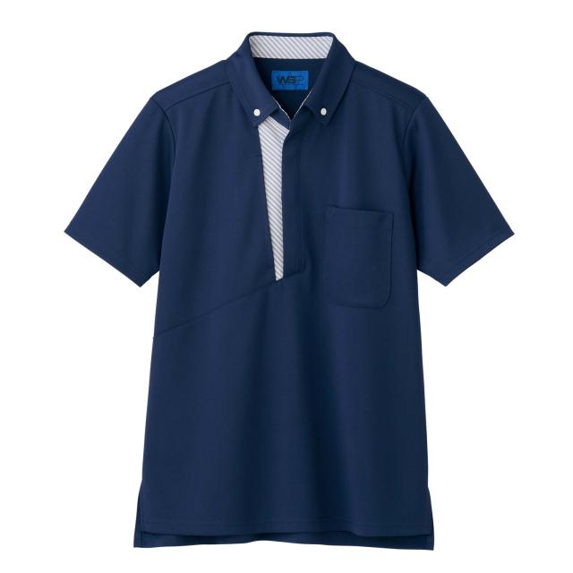 ifory[ポロシャツ(男女兼用)/6564]介護ユニフォーム おしゃれ