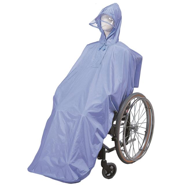 【送料無料】ANGEL(エンゼル)車椅子用レインコート[ケアーレイン/9096]