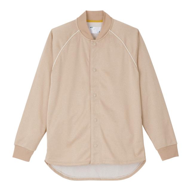 ANGEL(日本エンゼル)介護服[ラグランパイピングジャケット/T510]おじいちゃん おばあちゃん