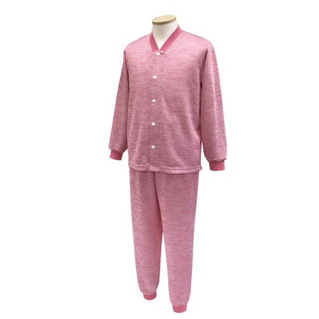 【送料無料】ANGEL(日本エンゼル)[カチオン杢リラックススーツ/T530]老人ホーム 服装