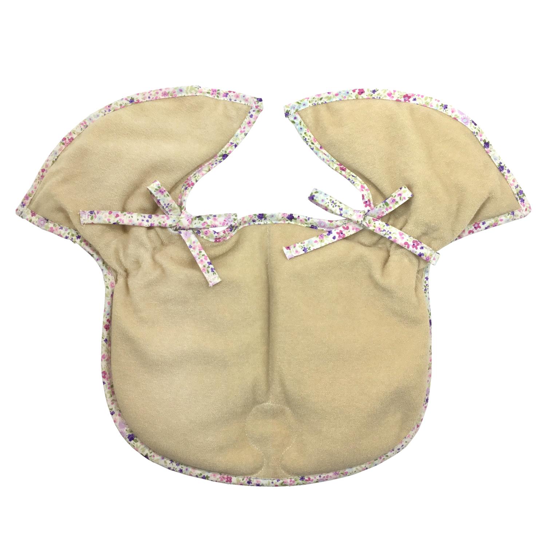 【ネコポス送料無料】高さが調節できる向き癖予防ベビー枕 新生児/NS197