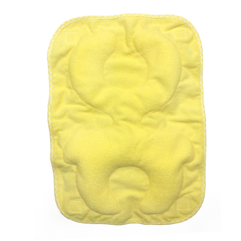 【送料無料】赤ちゃんの頭の形を整える 高さ調節まくら 新生児 24カ月/NS153