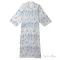 ANGEL(エンゼル)やさしい着心地 伸縮性良く着脱しやすい 浴衣タイプパジャマ  [ケアねまき(メリヤスタイプ) S/M/Lサイズ /5075]