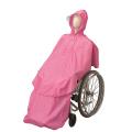 【送料無料】ANGEL(エンゼル)車いす用レインコート [ケアーレイン(セパレートタイプ)/9098]雨対策 強撥水加工 手洗いOK