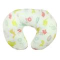 【送料無料】[2重ガーゼHT授乳クッション/T1231]授乳クッション ベビー 赤ちゃん 出産準備 ダブルガーゼ マルチクッション 綿100%