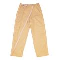 【送料無料】ANGEL(エンゼル)寝たきりの方にも[やさしいパジャマ2 パンツのみ(両開き/紳士用) S/M/L/LLサイズ/MST-510B1]綿100%使用 おむつ替え簡単 左右両開きファスナー 股上ゆったりズボン シニア