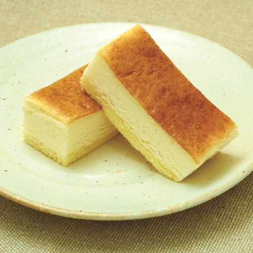 ベイクドスフレチーズ01
