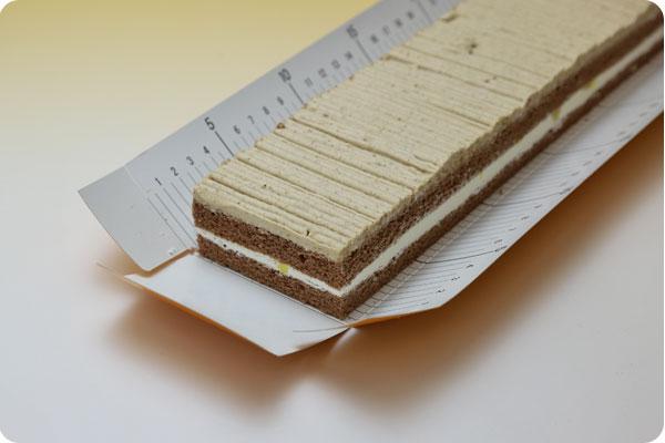 フリーカットケーキ マロンショコラケーキ4