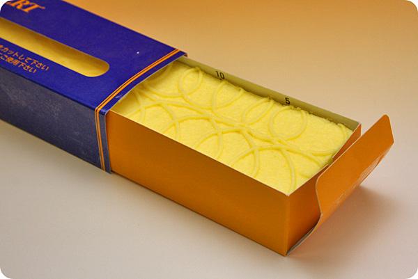 フリーカットケーキレモンチーズガトー