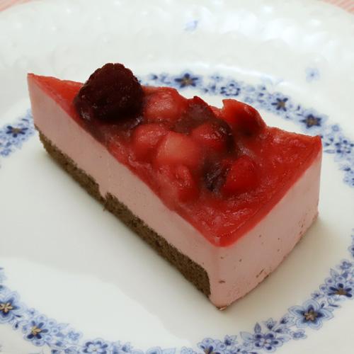 苺&ラズベリームース1