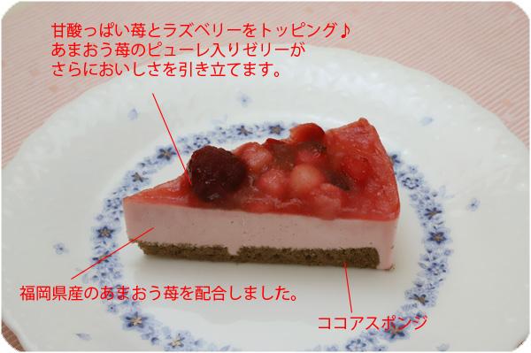 苺&ラズベリームース2