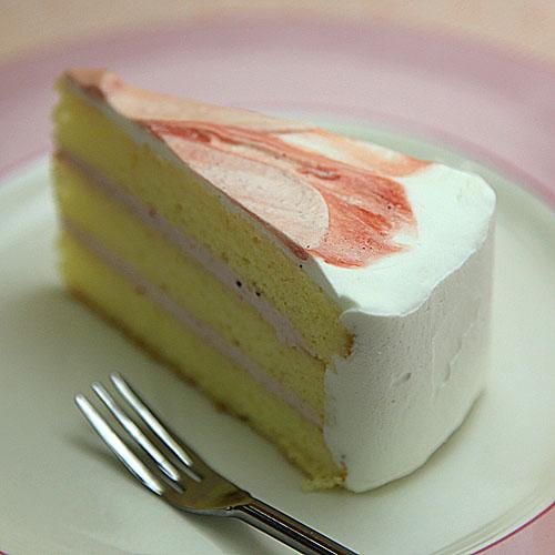 小さなポーションケーキ