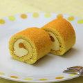 PSフリーカット彩ロールケーキ マンゴー1