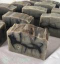 手作りアロマソープ 海泥と海藻パウダーのタラソテラピーソープ