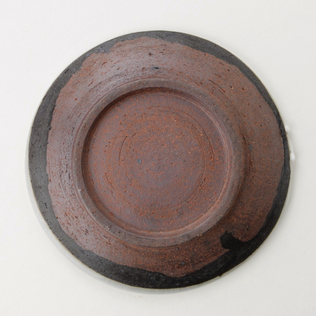 丹文窯_白釉小皿