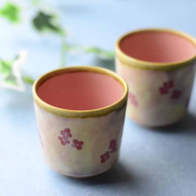 フリーカップ1客_丹泉窯 市野ちさと 作