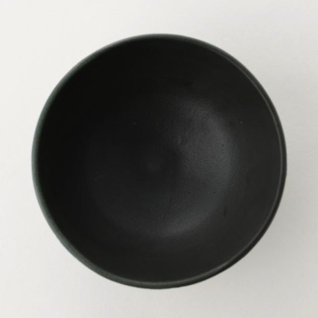悟窯_飯碗(彩色線象嵌)