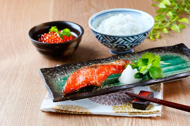 天然紅鮭と国産いくら醤油漬セット(紅鮭約1kg・いくら500g) 【全国送料無料】