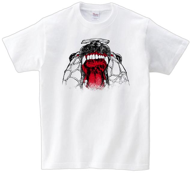 メロン熊Tシャツ (白)
