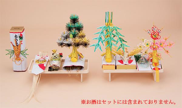 結納・通販-【送料無料】北海道地方結納セット柊一号7品セット