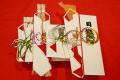 結納・通販-【送料無料】関東地方結納セット桜九号5品セット毛氈プレゼント