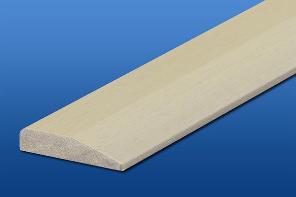 段差見切り ホワイト 厚8mm×巾40mm×長さ1800mm