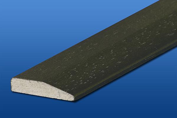 段差見切り ブラック 厚8mm×巾40mm×長さ1800mm