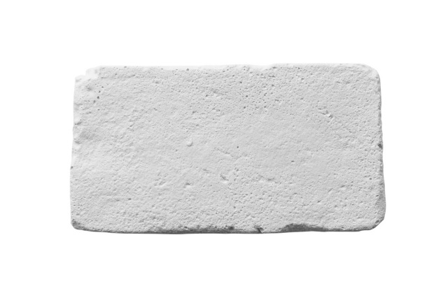 DIYレンガタイル スノーホワイト 煉瓦 超軽量ブリック ハーフサイズ