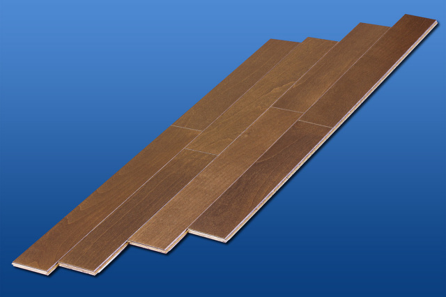 5坪セット アウトレット LL45マンション用遮音フローリング ライトココア 雁形状 床暖房対応可能