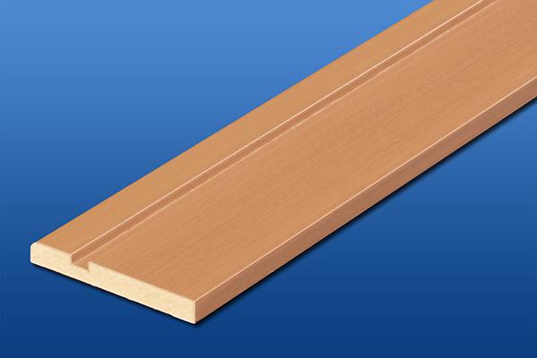 巾木 厚7mm×高さ60mm×長さ1800mm 色 ナチュラルバーチ