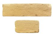 DIYレンガタイル イエローサブマリン 煉瓦 超軽量ブリック レギュラー&ハーフサイズセット