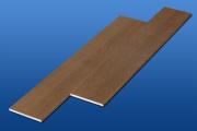 遮音フローリング LL45 オーガニックブラウンビーチ 雁形状 遮音等級LL45のマンション用アウトレット直貼り床材