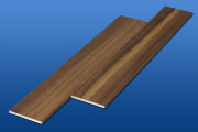 遮音フローリング LL45 胡桃(くるみ)雁形状 シートタイプ 遮音等級LL45のマンション用アウトレット直貼り床材