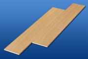 遮音フローリング LL45 タモ 雁形状 遮音等級LL45のマンション用アウトレット直貼り床材
