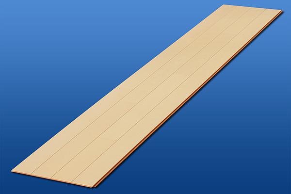 アウトレット リフォーム上貼り・二重床用フローリング バニラ