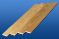 ダンスフロアー・店舗向け床材 高級天然無垢材使用 天然木ナラクリアー 厚単板 直貼りフローリング Aクラスアウトレット