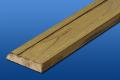 10本セット アウトレット無垢巾木 栗(厚14mm×高さ66mm×長さ1818mm)