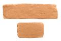DIYレンガタイル ハニーオレンジ 煉瓦 超軽量ブリック レギュラー&ハーフサイズセット