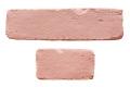 DIYレンガタイル ハッピーピンク 煉瓦 超軽量ブリック レギュラー&ハーフサイズセット
